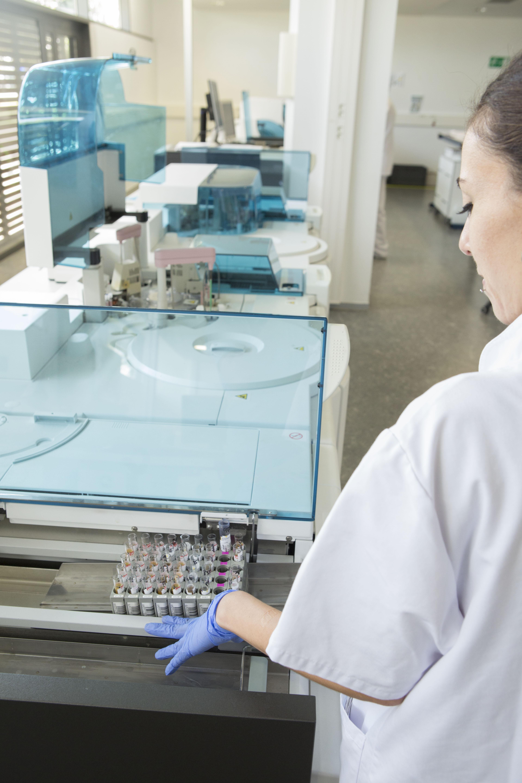 Col·laboració de l'LRC en el programa Orfeu per la detecció massiva de la Covid-19