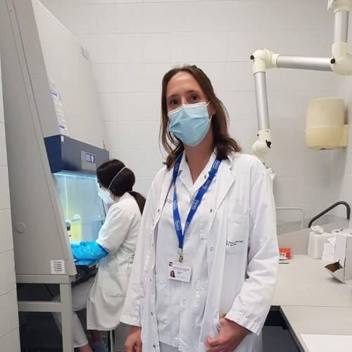 L'LRC ha posat a disposició del laboratori del Consorci Sanitari del Maresme els equips de PRC-rt COVID
