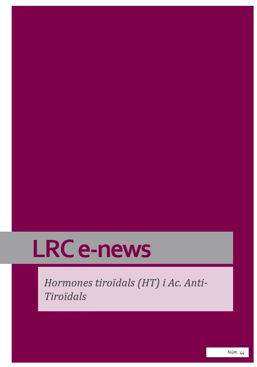 Hormones tiroïdals (HT) i Ac. Antitiroïdals