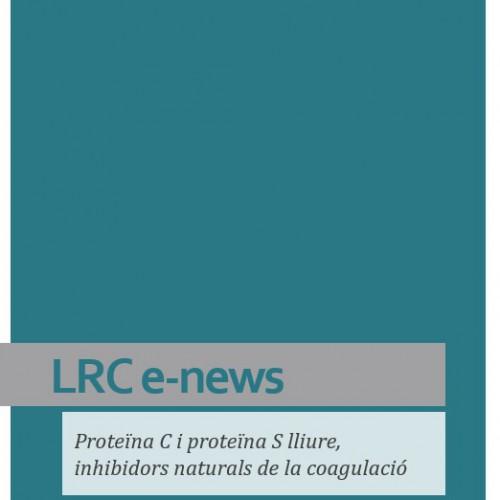 Proteïna C i proteïna S lliure, inhibidors naturals de la coagulació