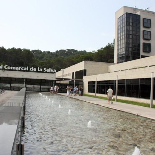 Corporació de Salut del Maresme i la Selva: Hospital Comarcal de Blanes