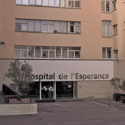 Parc de Salut Mar: Hospital de l'Esperança